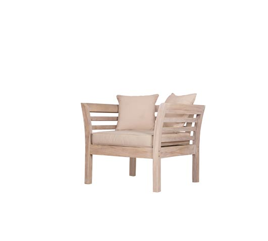 Daybed Chair Rustic White Wash Teak Wholesale Teak Outdoor Furniture Sydney Australia