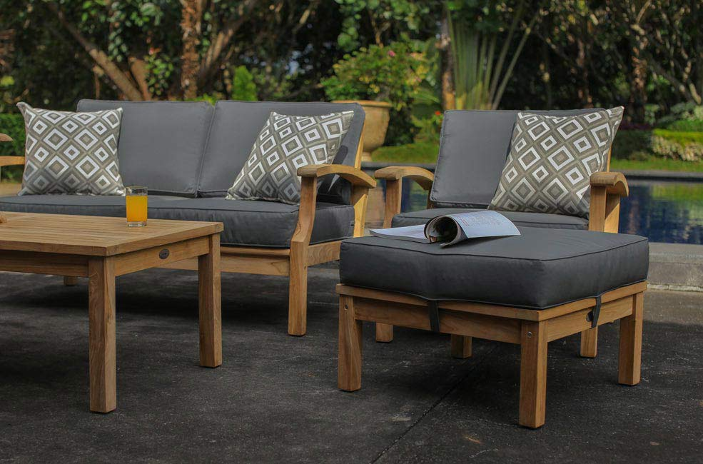 lombok collection smooth teak outdoor furniture Wholesale Sydney Australia